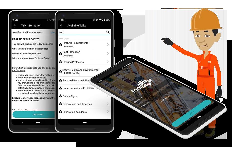 toolboxit - toolbox talk app