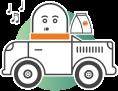ToGo Technologies - Customer in Car