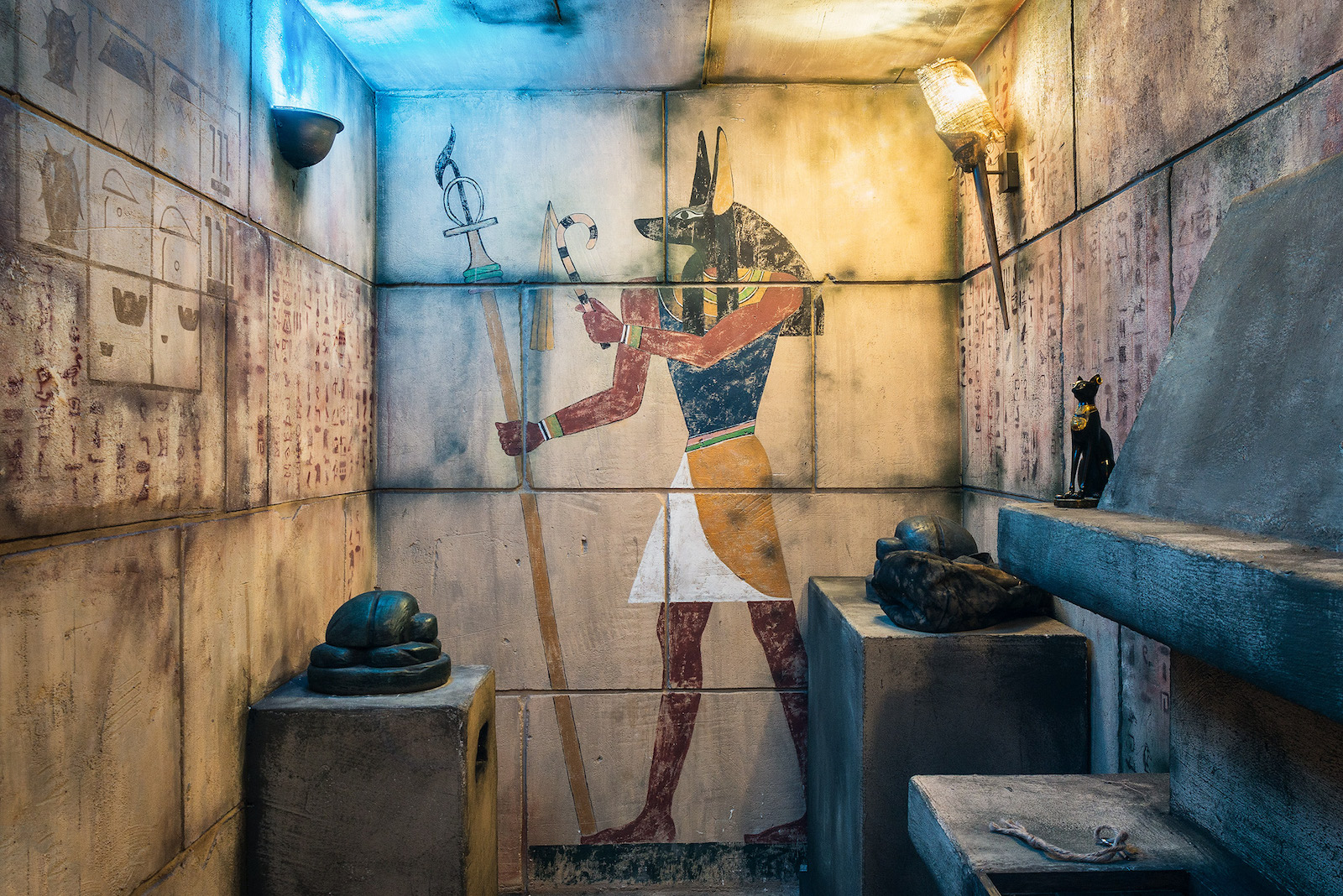 der fluch des pharaos house of tales escape room in berlin. Black Bedroom Furniture Sets. Home Design Ideas