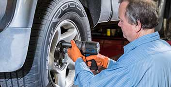 Tire Service in Orrville, Ohio