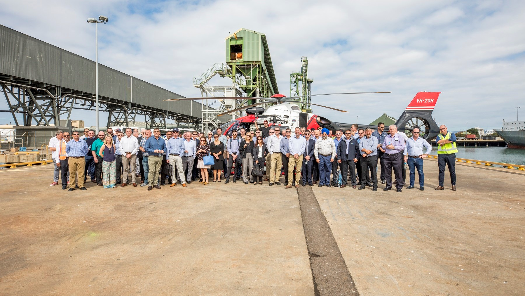Ports Australia — Ports Professionals Discuss The Future
