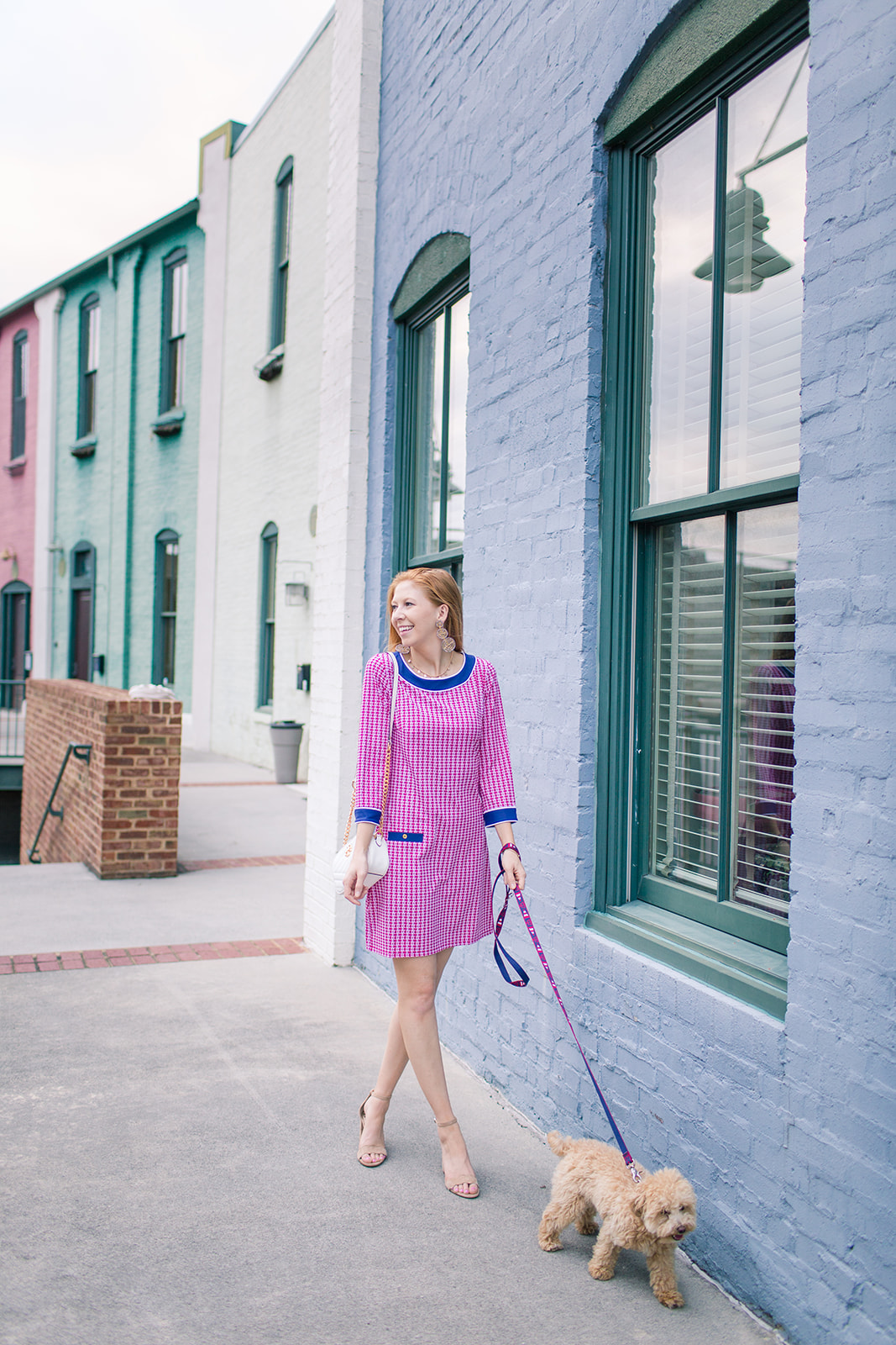 Warehouse Row with style blogger Helen Philips of Style Inherited.