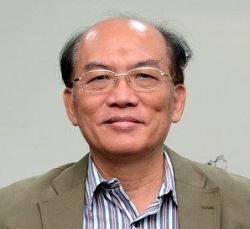 蔣鎮宇 教授  芒草權威