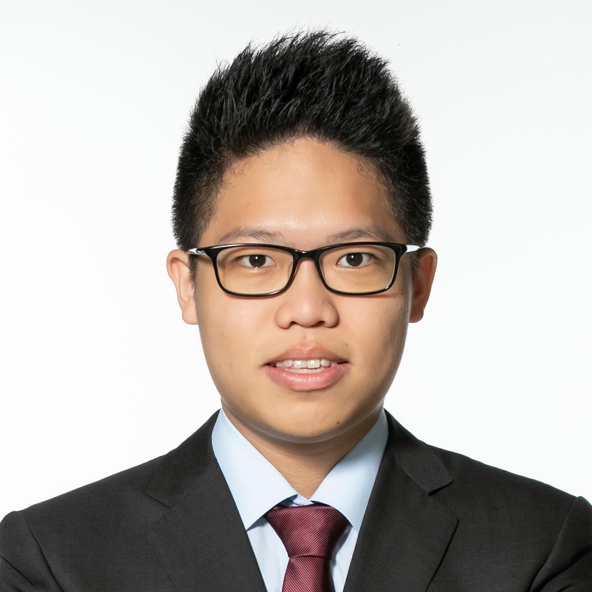 林家瑜 (Michael Lin)  區塊鏈開發主管