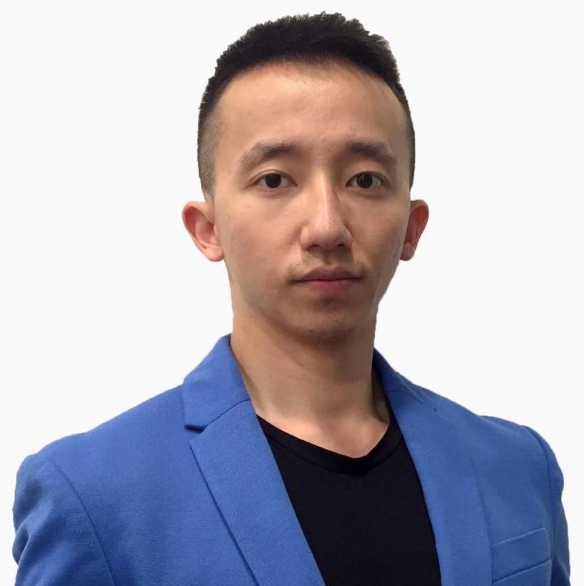 何畏 (Jacky Ho) 加密貨幣銷售顧問