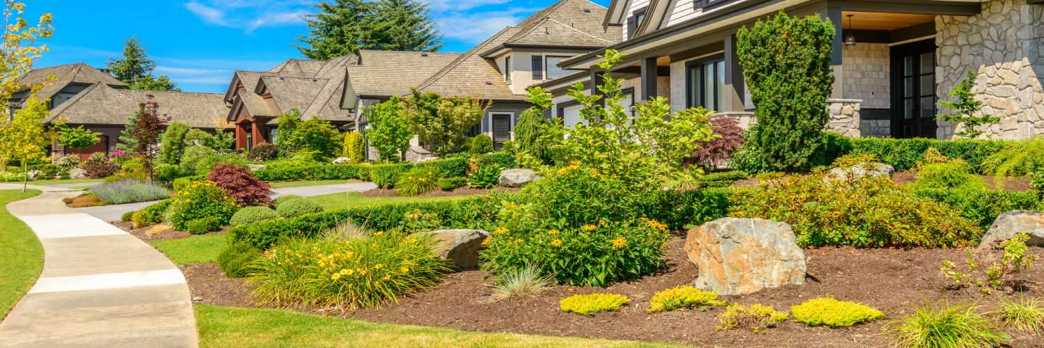 Mr Lawnmower Landscaping Residential Landscaping Services