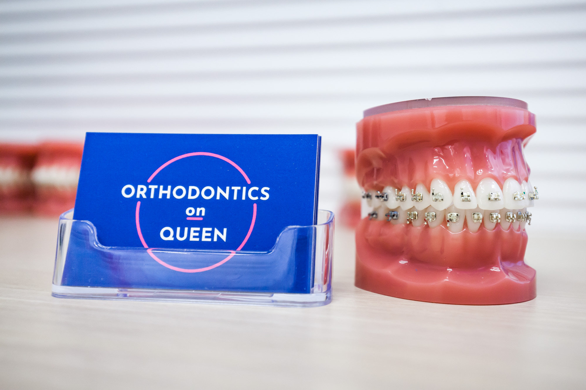 Orthodontics on Queen Beach Toronto Invisalign Braces 13