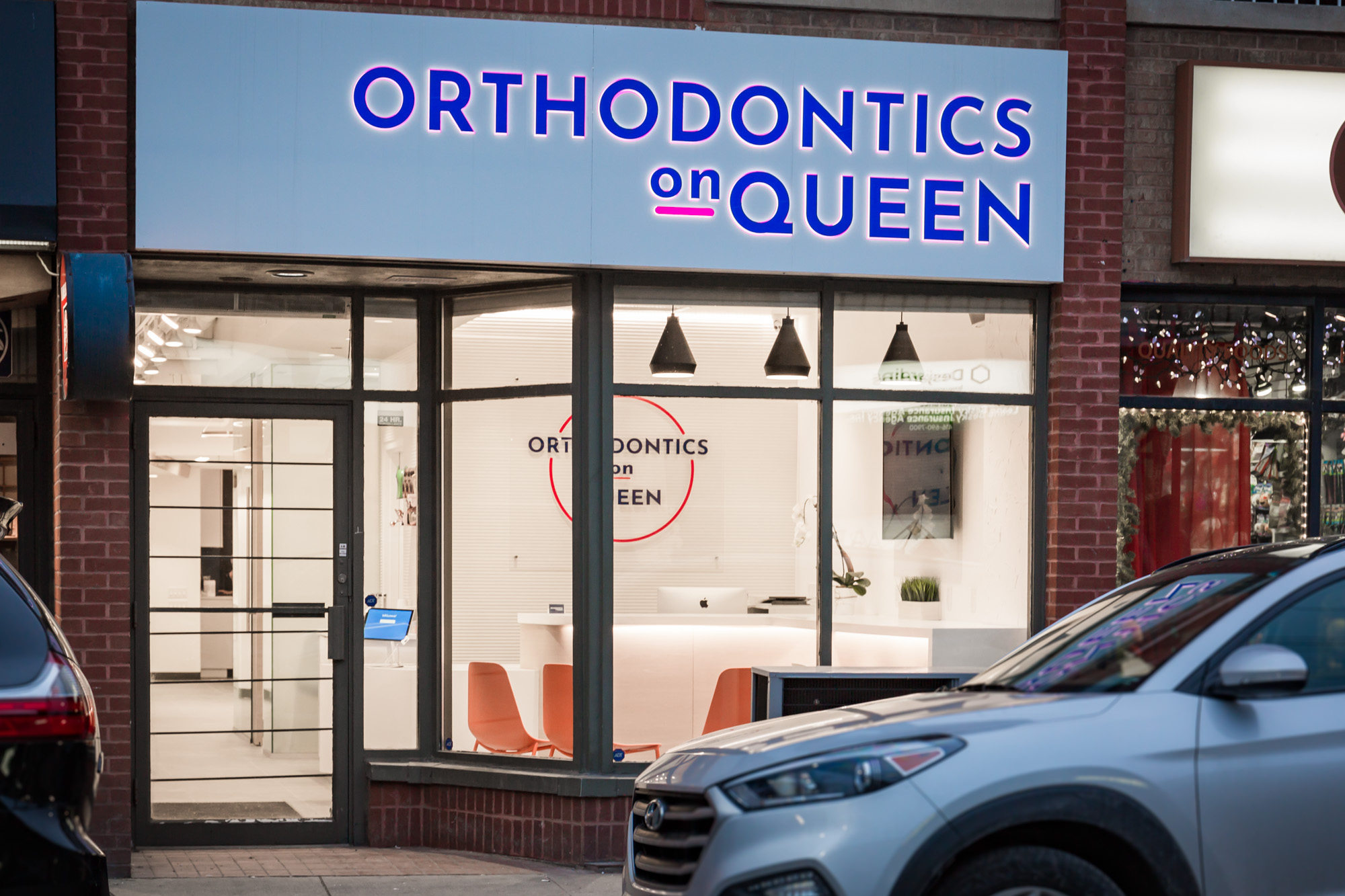 Orthodontics on Queen Beach Toronto Invisalign Braces 24