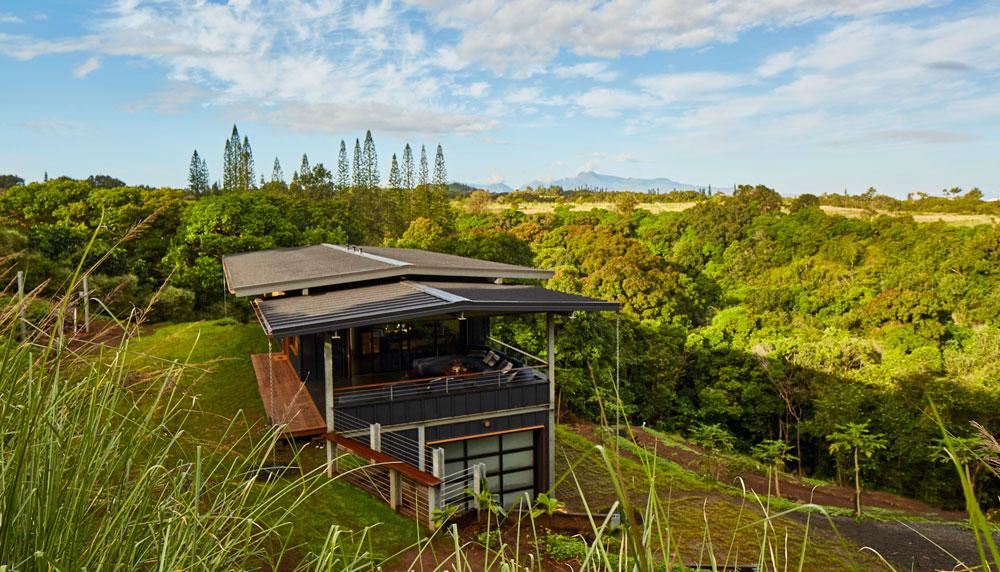 Graham Hill's Minimalist Single Family Tiny House Prototype, LifeEdited Maui