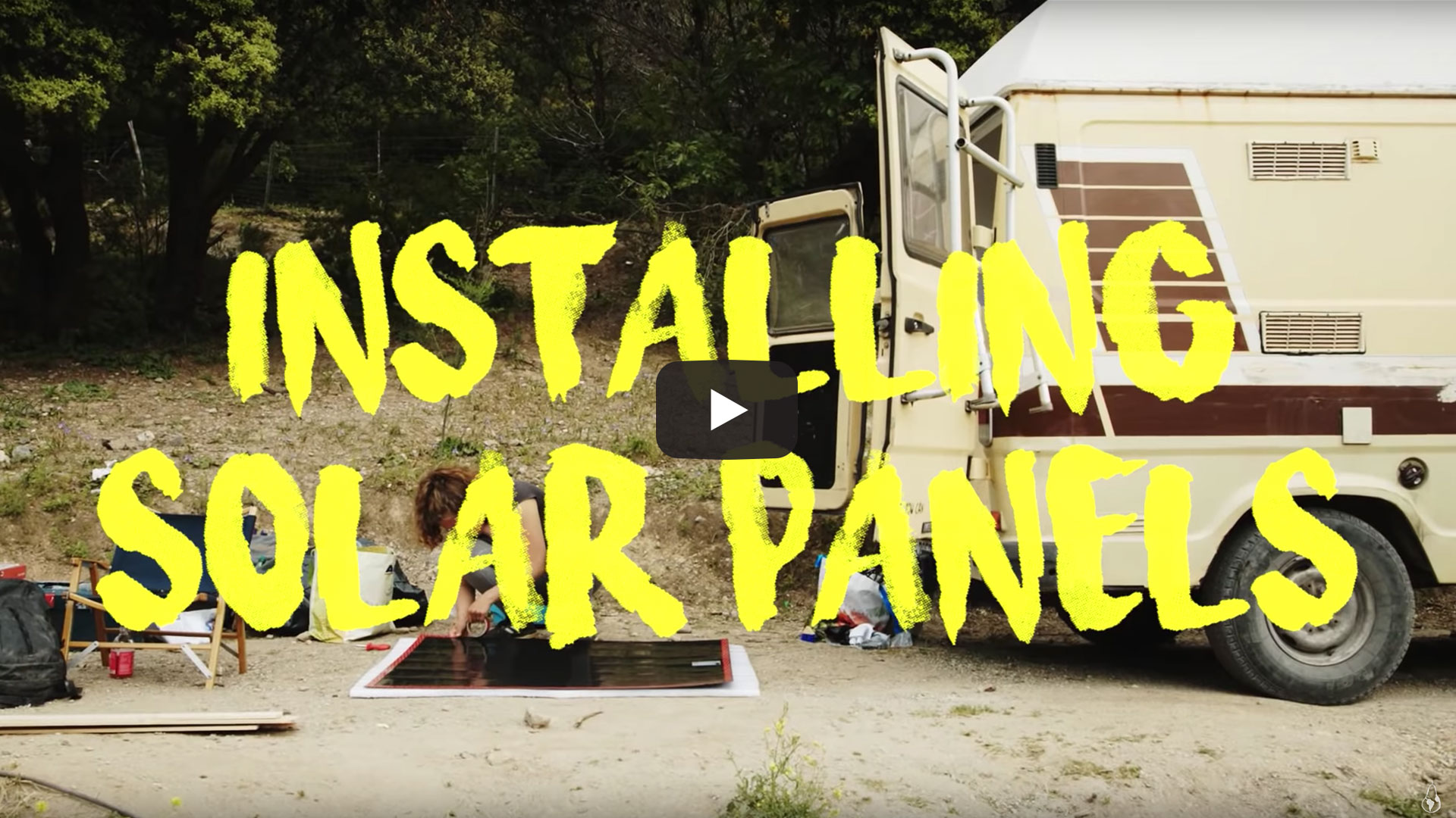 Installing Solar Panels on Our Van (Van Build 21)