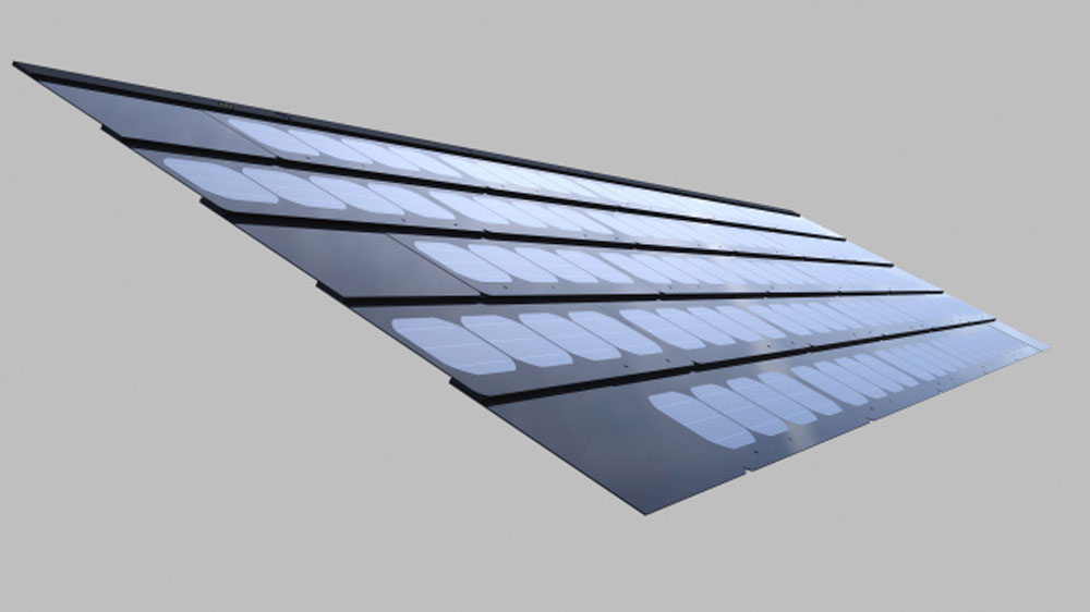 Sunflare thin-film residential roof shingles to debut at Solar Power International