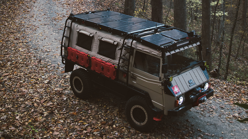 Rugged Solar Panels Power Up Search And Rescue Missions