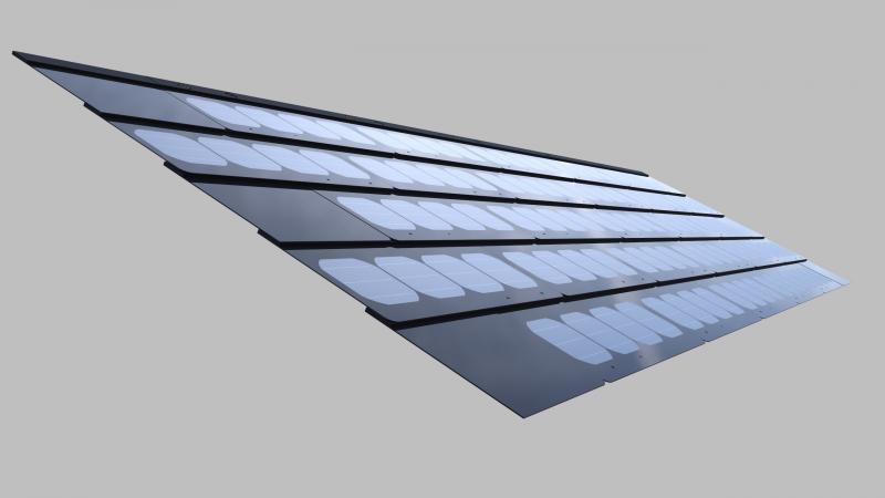 Sunflare Solar Panel