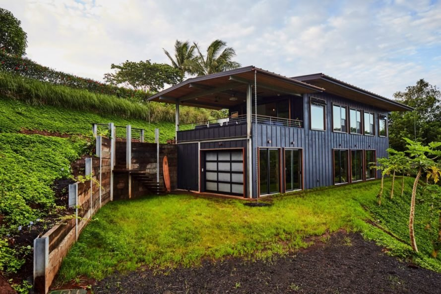 LifeEdited Maui, LifeEdited Maui Graham Hill, LifeEdited Hawaii, LifeEdited luxury house, Sunfare hawaii solar panels, transforming furniture luxury home, sustainable luxury homes, sustainable Hawaii homes, off-grid luxury home