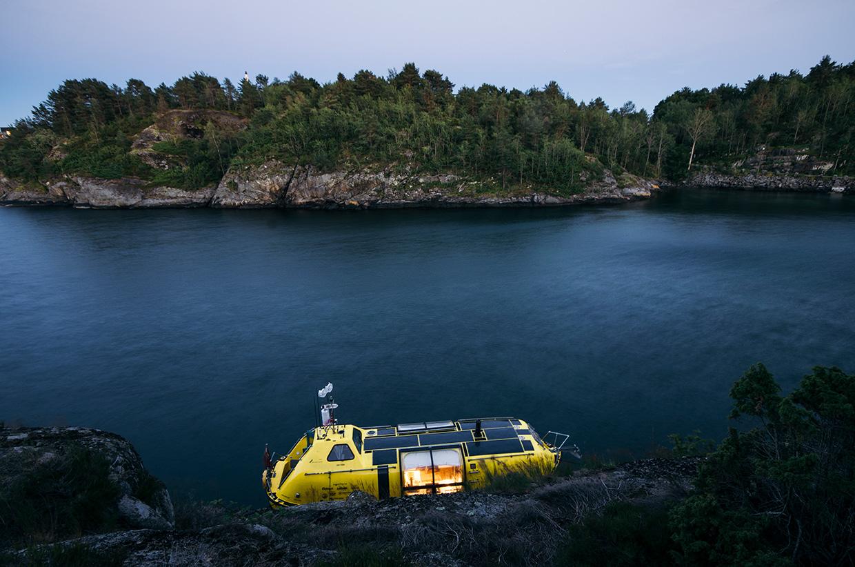 Stødig, Arctic Lifeboat