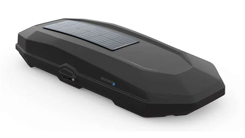 Yakima Electrifies Roof Storage With Its First Solar-Powered Cargo Box