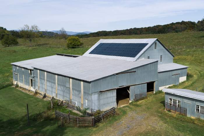 sunflare barn project