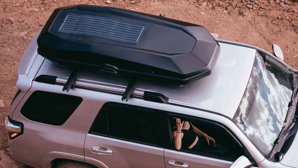 Yakima's CBX Solar Cargo Box Named to TIME's List of the 100 Best Inventions of 2020