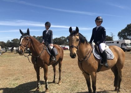Peppertree team at NSW State County Titles
