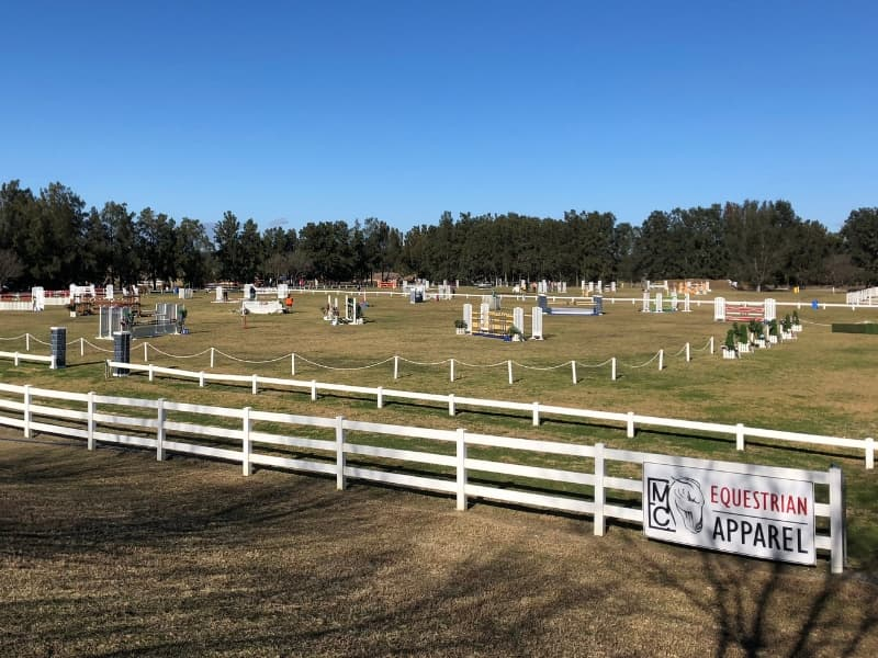 Peppertree Contracting works at Sydney Showjumping Club (SSJC)