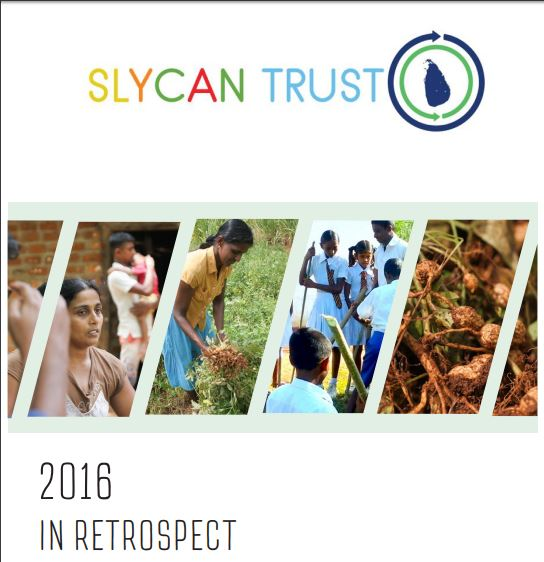 SLYCAN Annual Report 2016