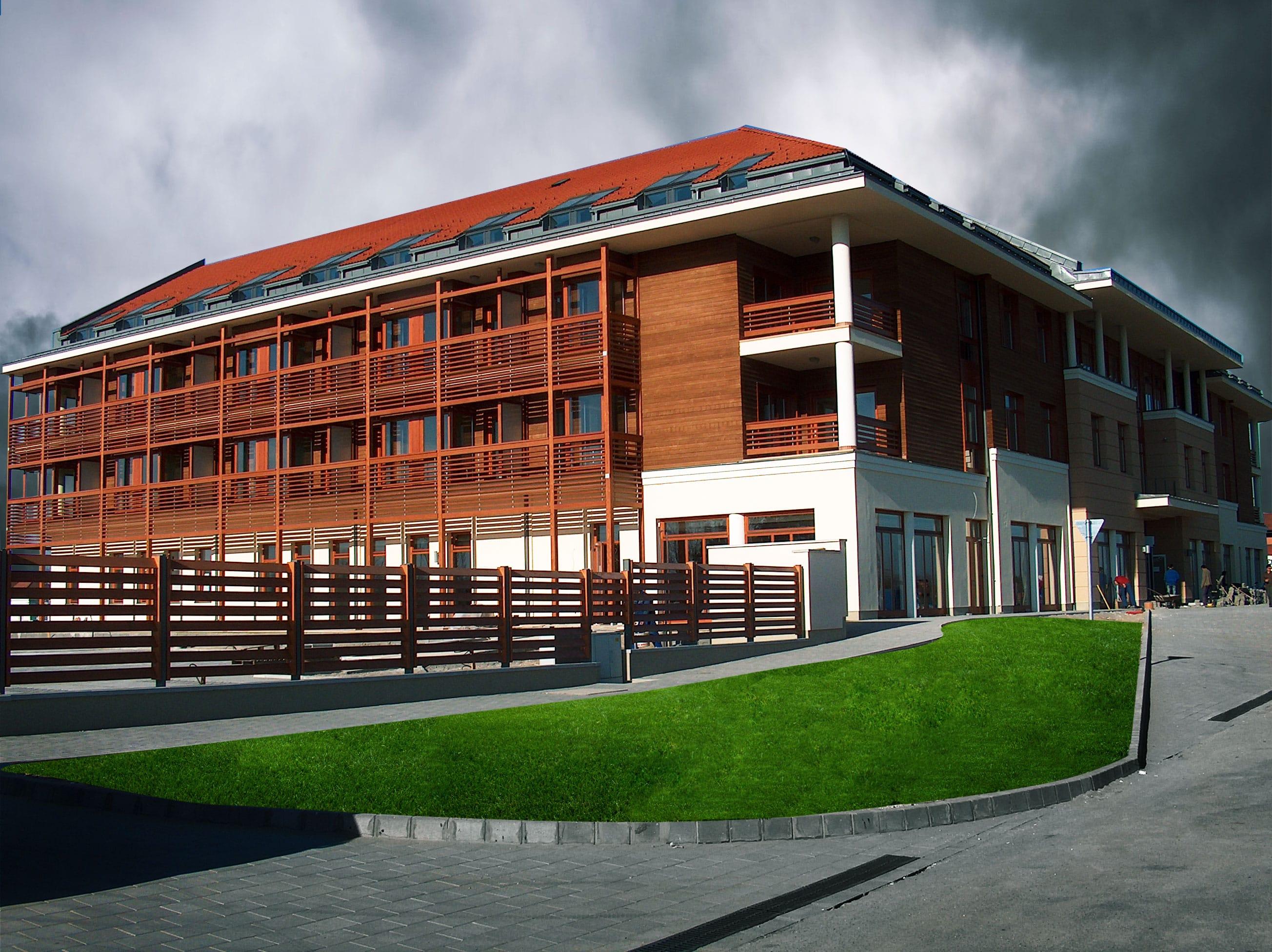 Építész hotel és szálloda tervezéséhez