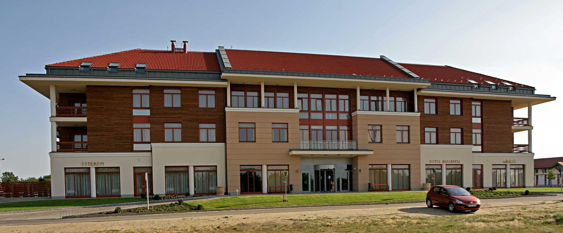 Hotel, szálloda tervezése