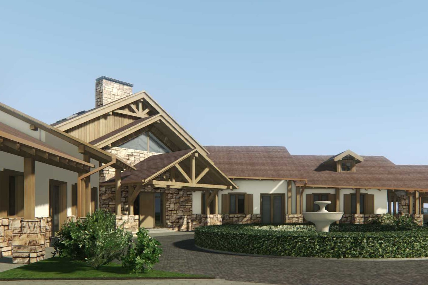 Luxus ház tervezése
