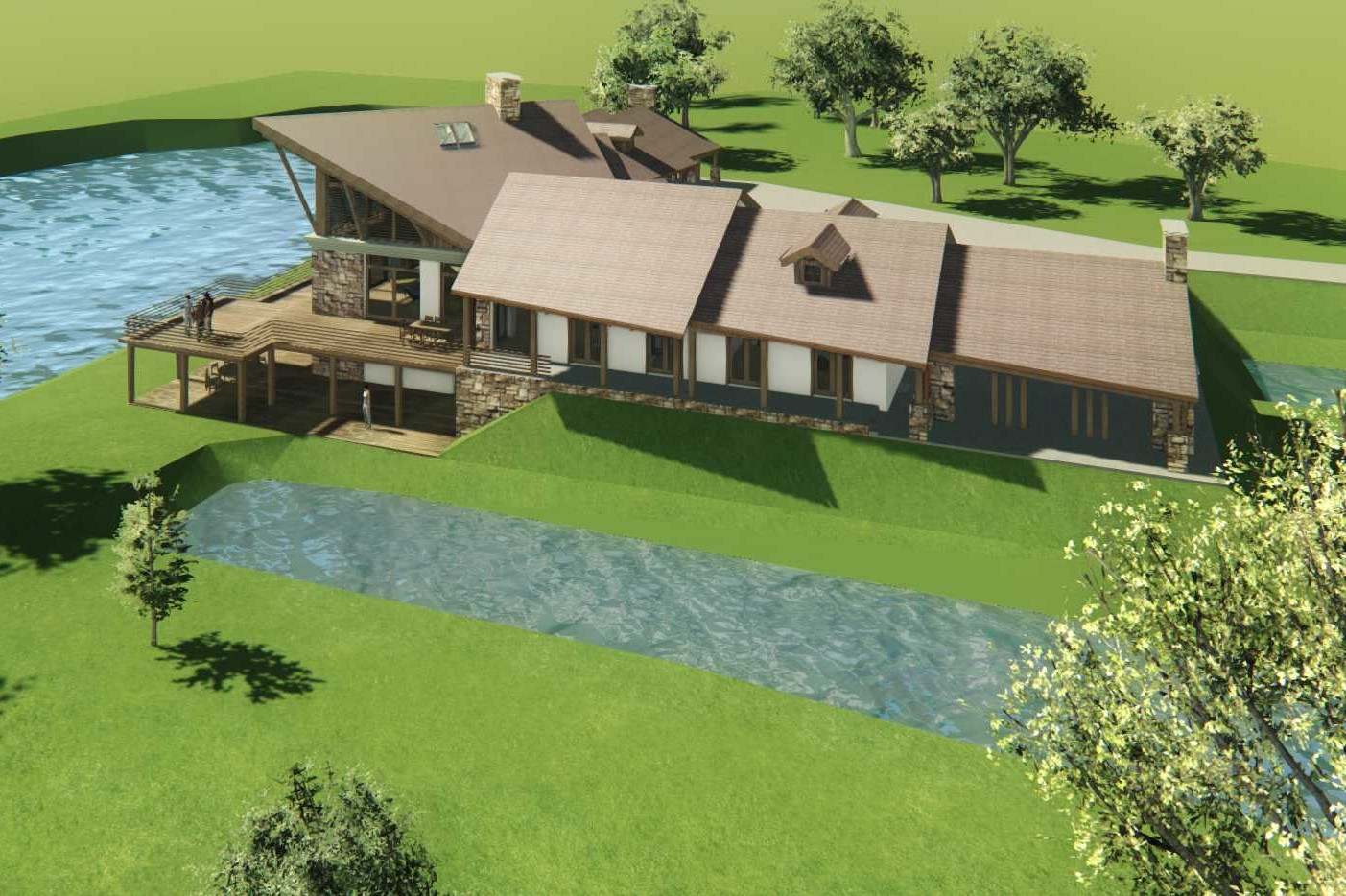 Luxus háztervezés