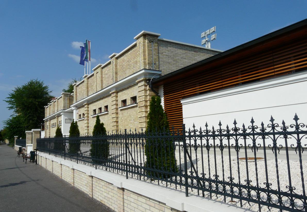 uszoda építész Budapest