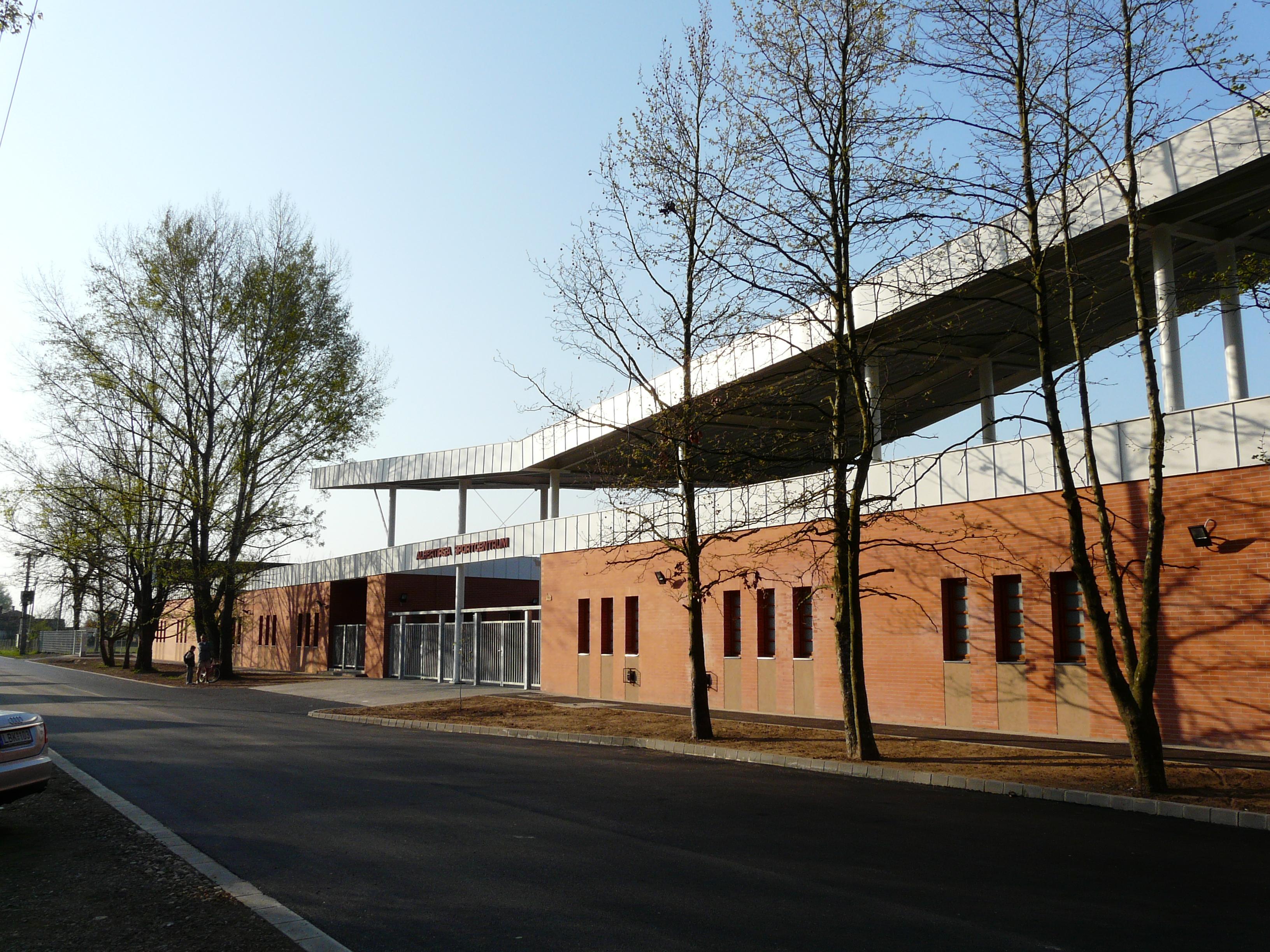 Sportpálya építész Albertirsa