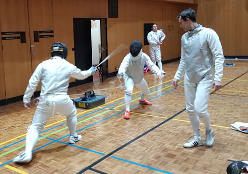 Melbourne University Fencing Club | MUFC
