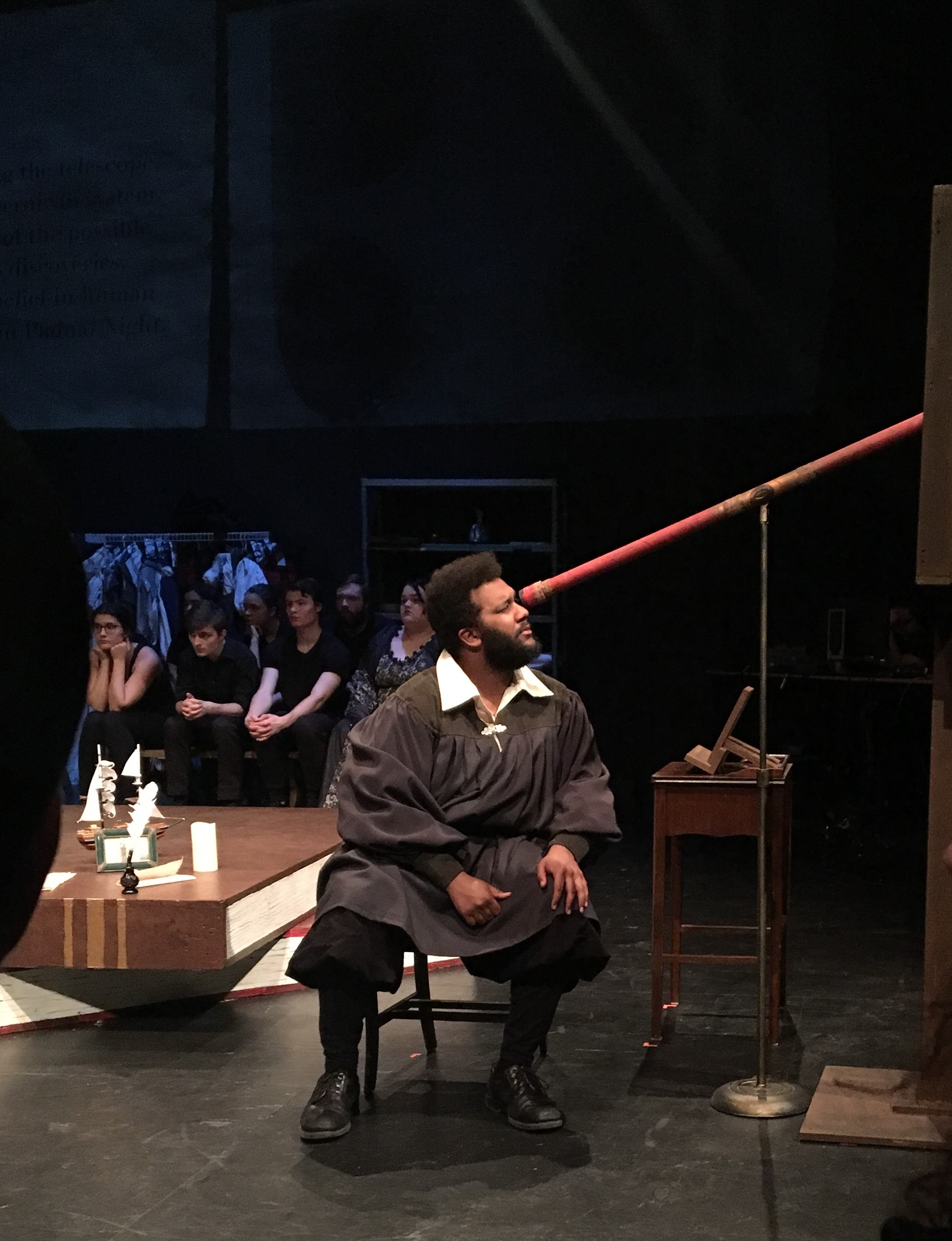 Theatre St Thomas Performs A Life Of Galileo