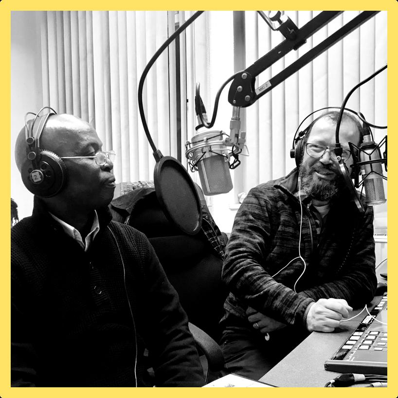 """Refugee Radio – """"Wir kümmern uns um die Vergessenen"""""""