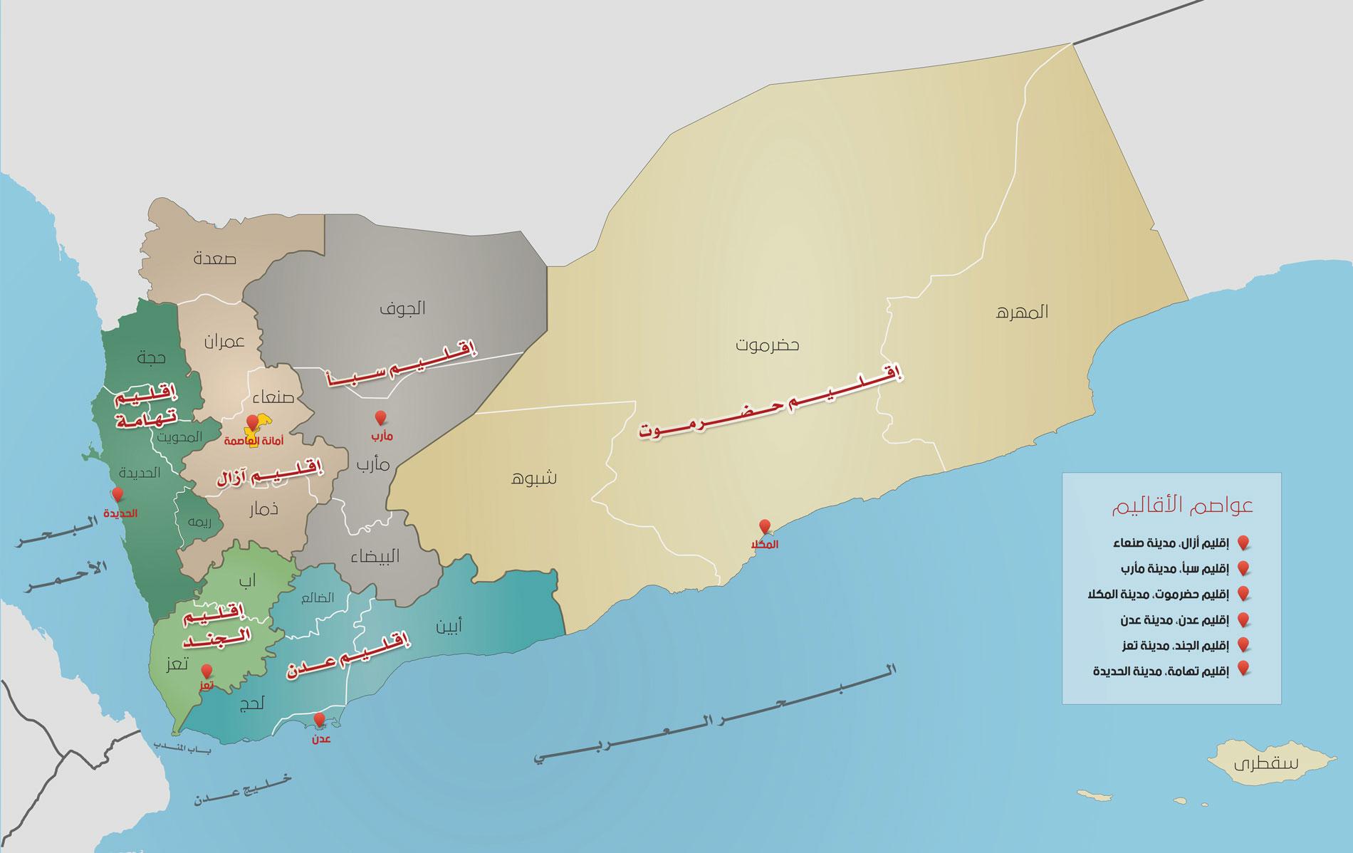 جمهورية اليمن الاتحادي