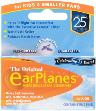 EarPlanes Small packaging