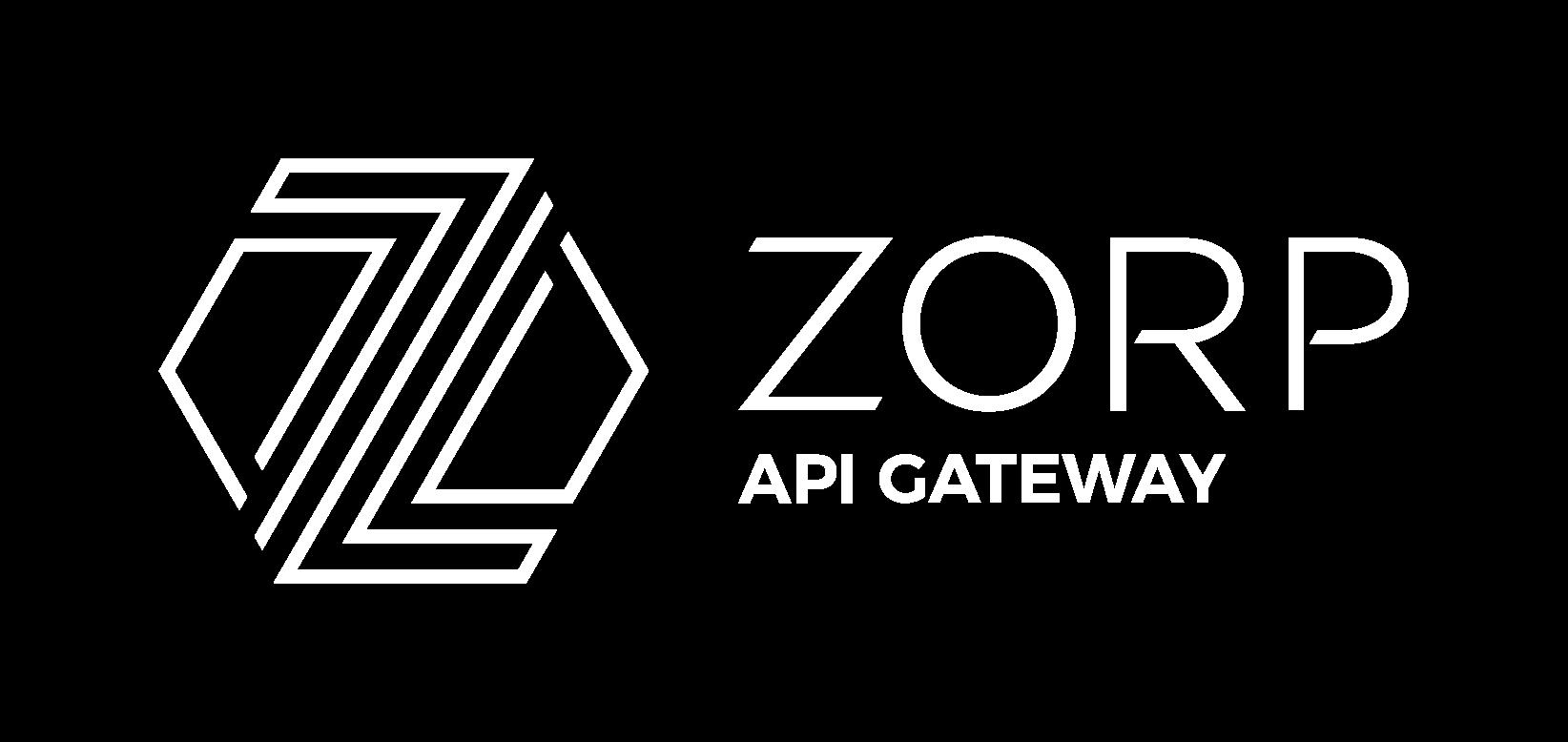 zorp api gateway logo