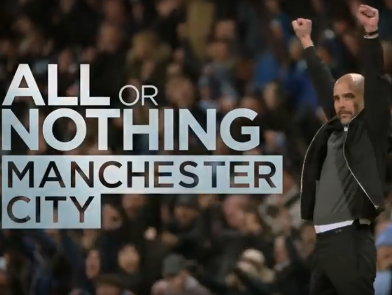 All or Nothing – The risk and reward pays off for Man City