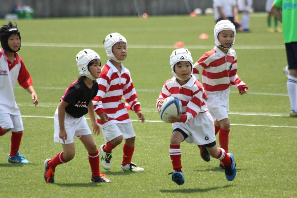 The stage is set and expectations are high as the Rugby World Cup prepares for its Asian debut