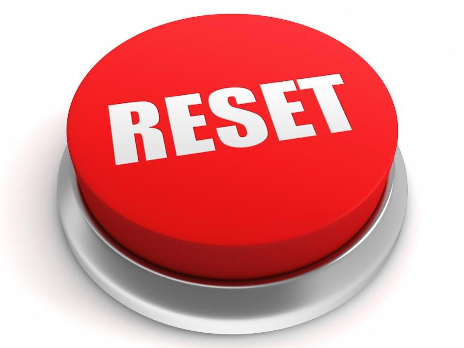 The 'reset' button button has been hit! Sport needs to get to grips with itself