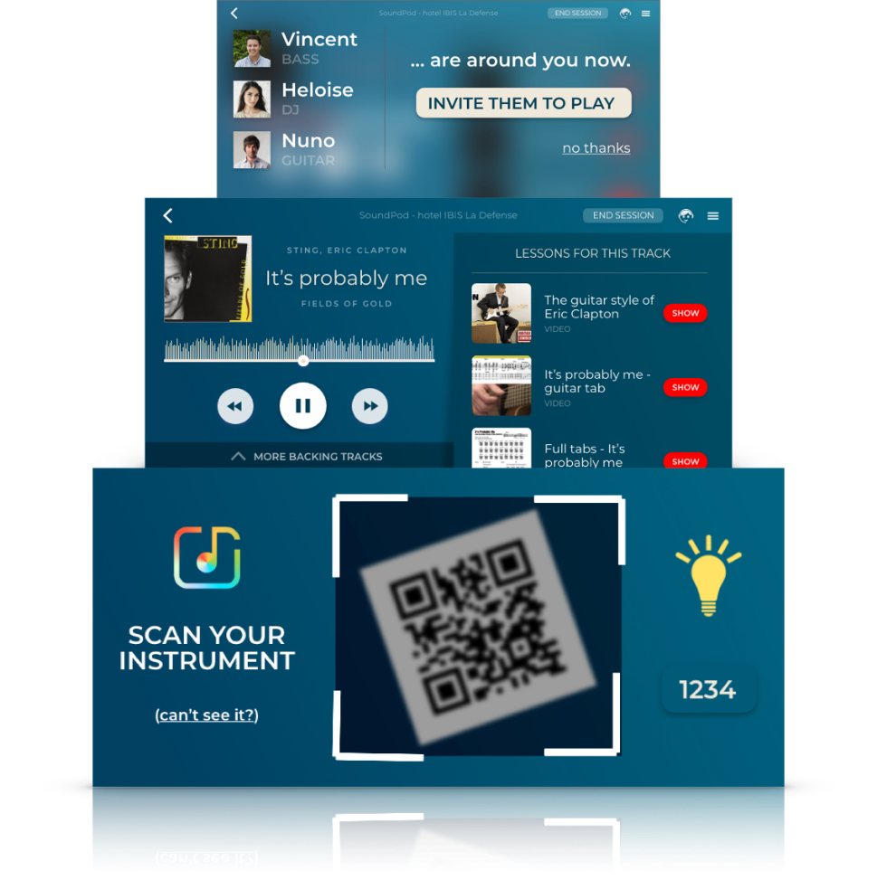 jamset mobile app