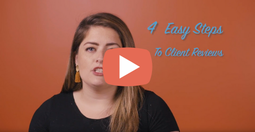 How to Ask For Client Reviews in Four Easy Steps