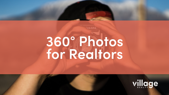 360° Photos for Realtors