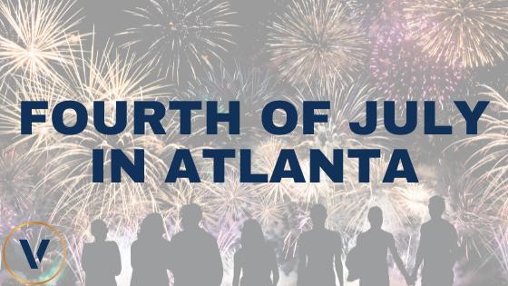 Fourth of July in Atlanta