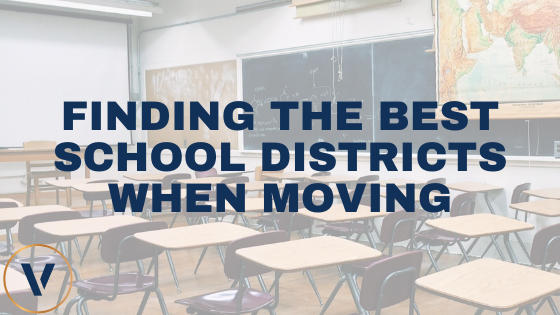 How to Find the Best School Districts When Moving