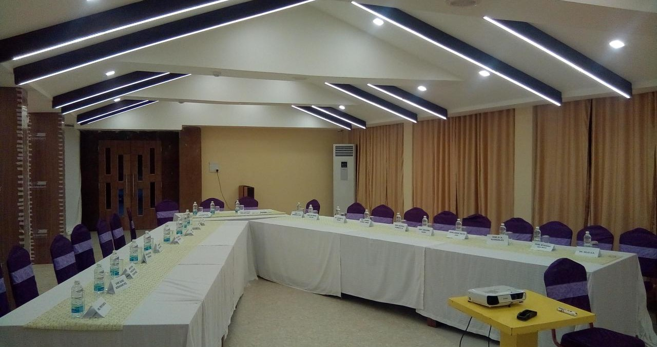 Conference Hall at Hotel SR castle