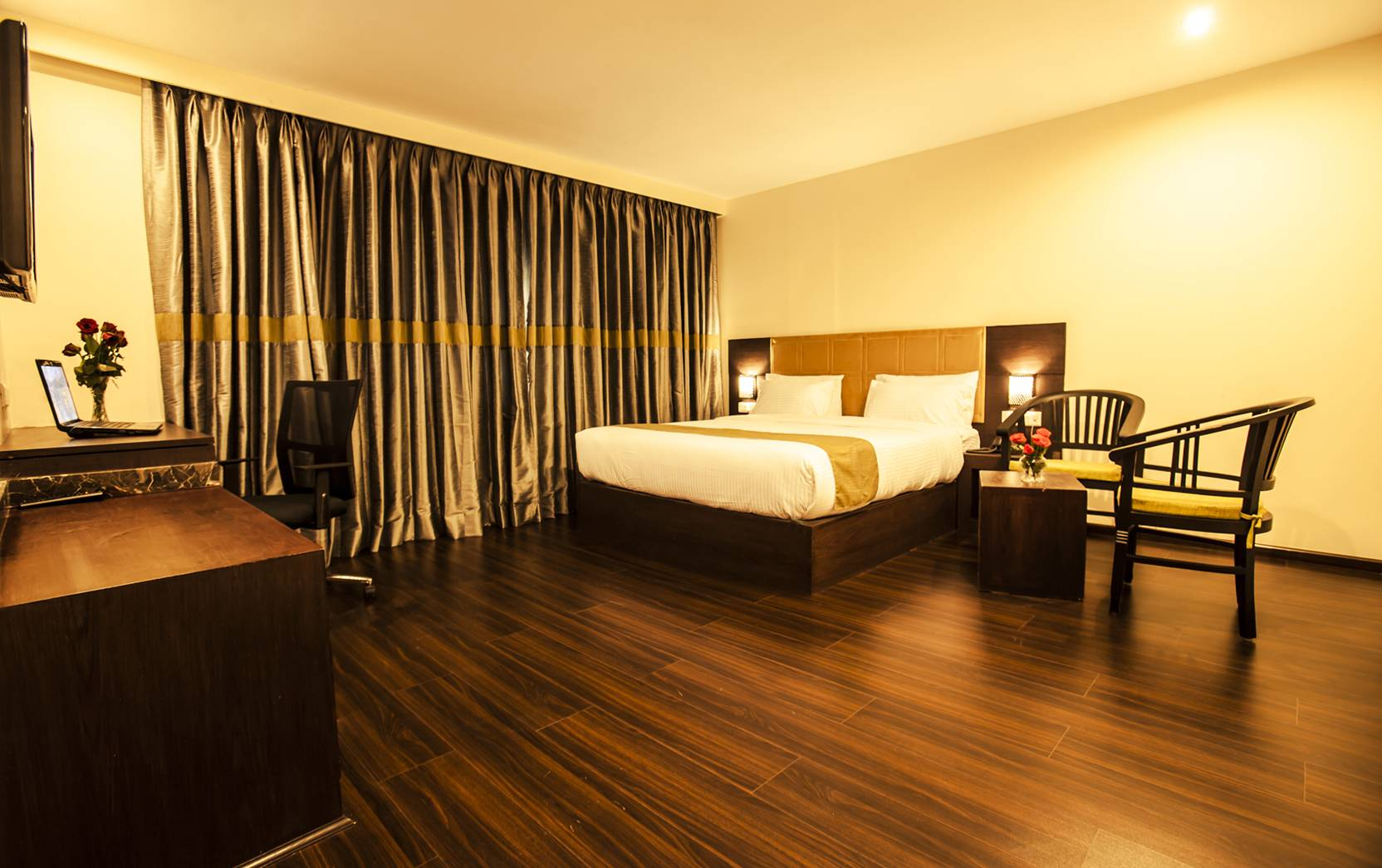Executive room at Hotel J, Port Blair