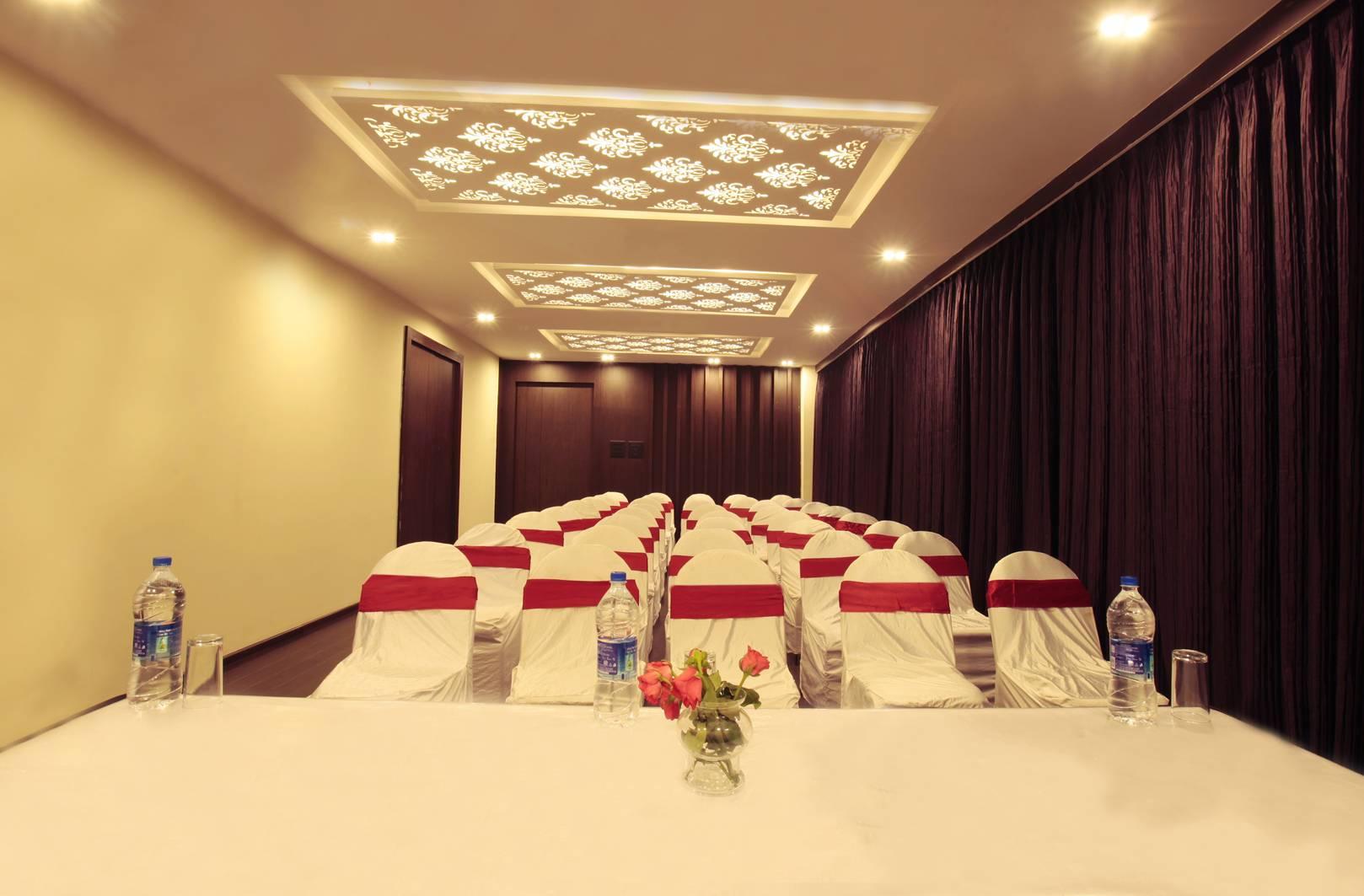 Banquet Hall at Hotel J