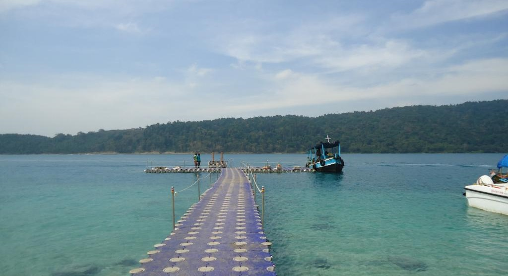 North Bay- perfect for a budget trip to Andaman