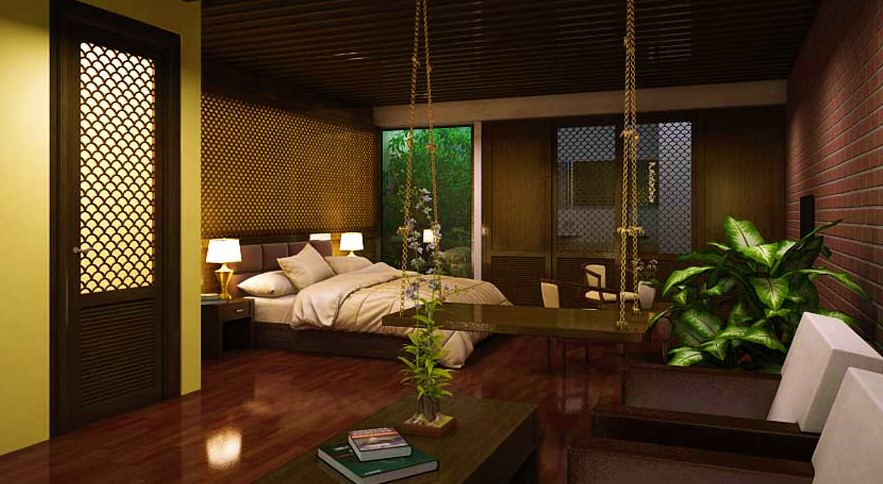Neil Ocean Suite in Summer Sand Beach Resort, Andaman